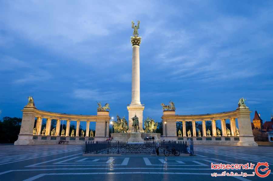 بوداپست،  شهری زنده و زیبا در اروپا + تصاویر             