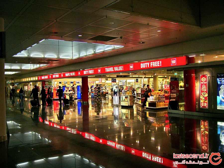 با فرودگاه مونیخ بیشتر آشنا شوید + تصاویر             
