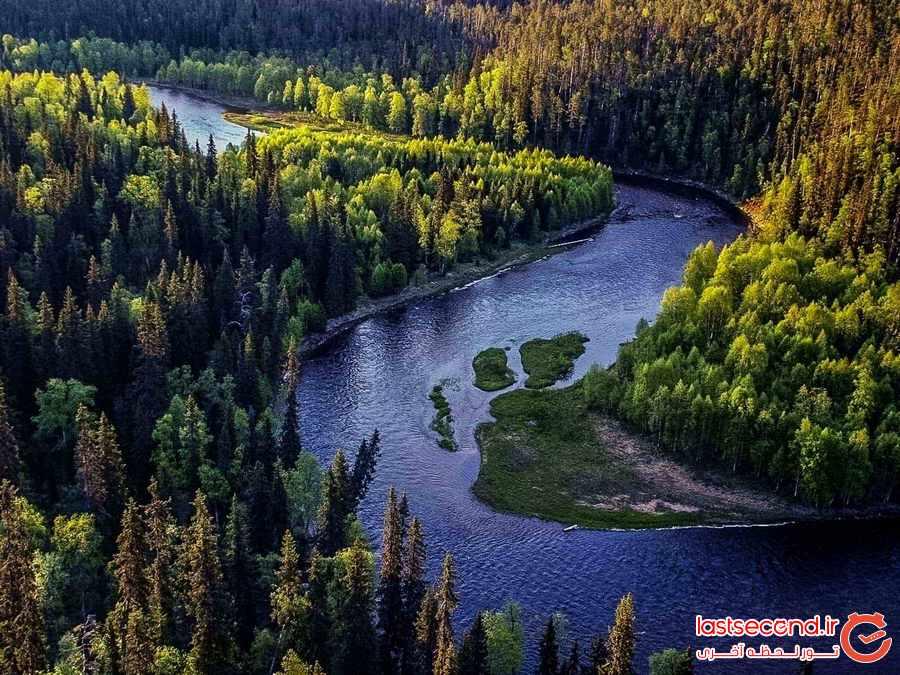 ده پارک ملی حیرت انگیز در اروپا 