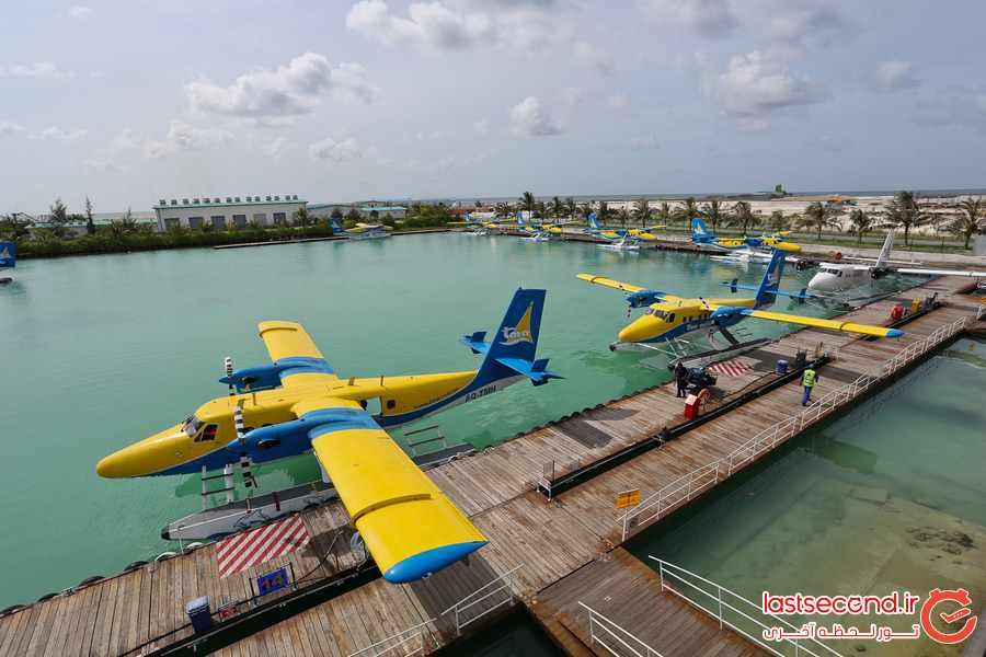 مالدیو، رویایی ترین مقصد توریستی آسیا + تصاویر  