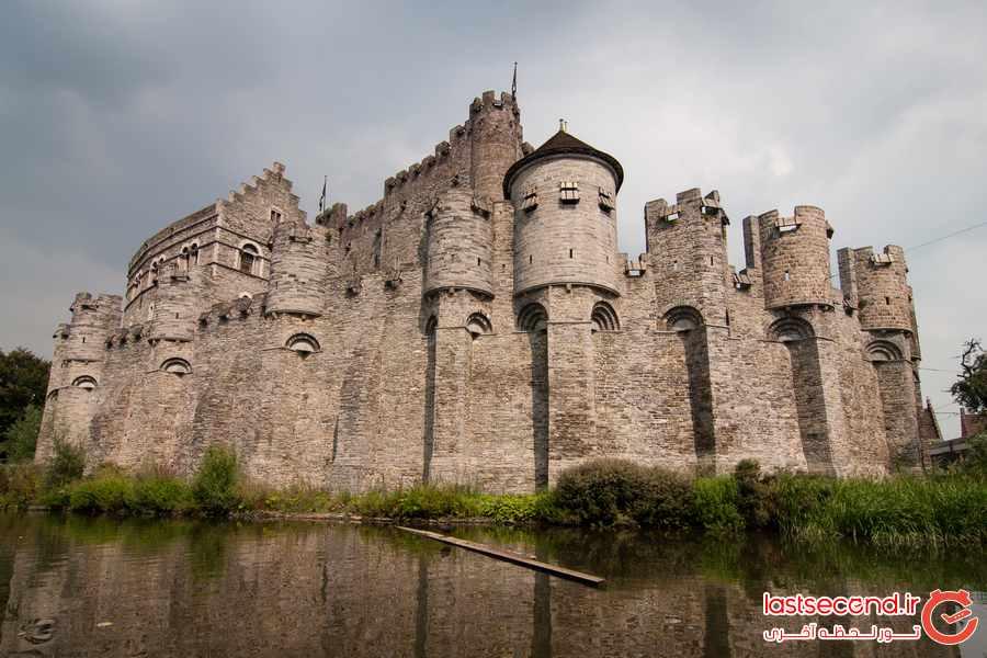 بلژیک ، کشور کاخ ها و قلعه ها  