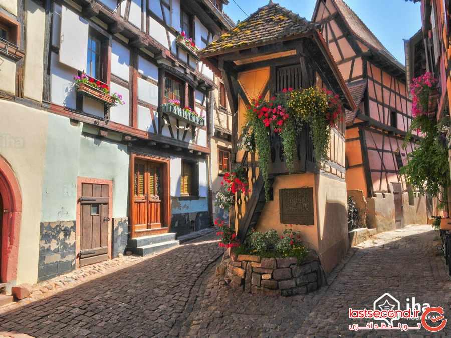 ده شهر کوچک و جذاب در اروپا 