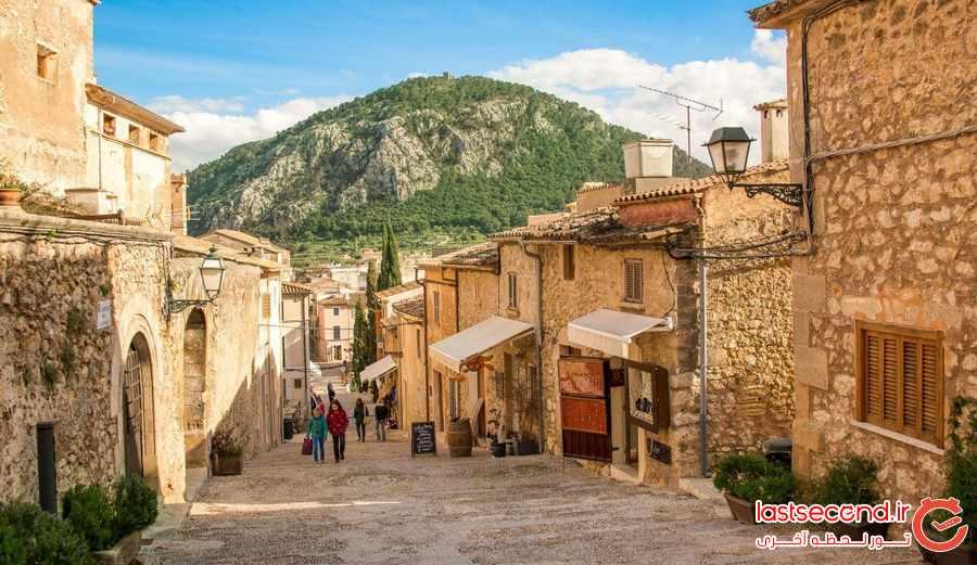 ده کلیسای زیبا و دیدنی در اسپانیا