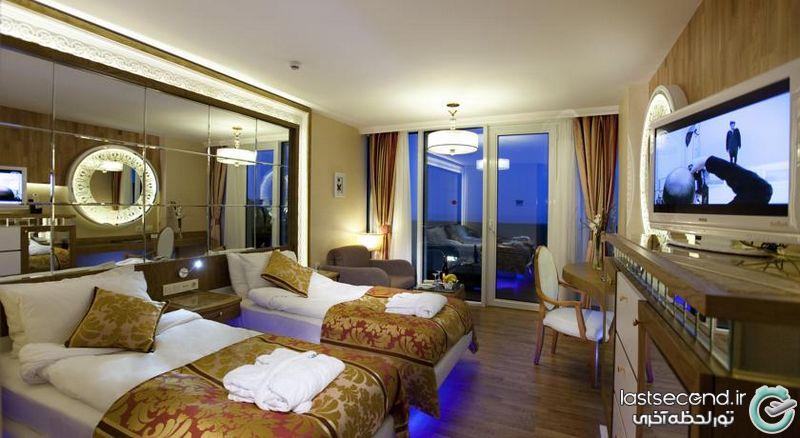 هتل گرانادا آلانیا