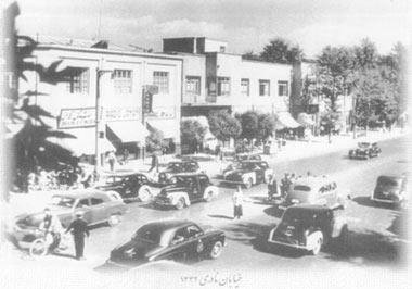 اولین خیابانهای تهران کی ساخته شدند؟