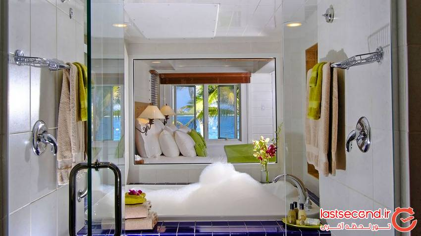 بهترین هتل های لوکس ماه عسل