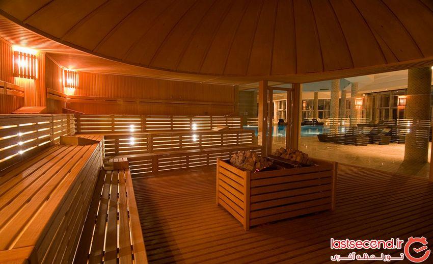 هتل کشتی نوح ،قبرش شمالی