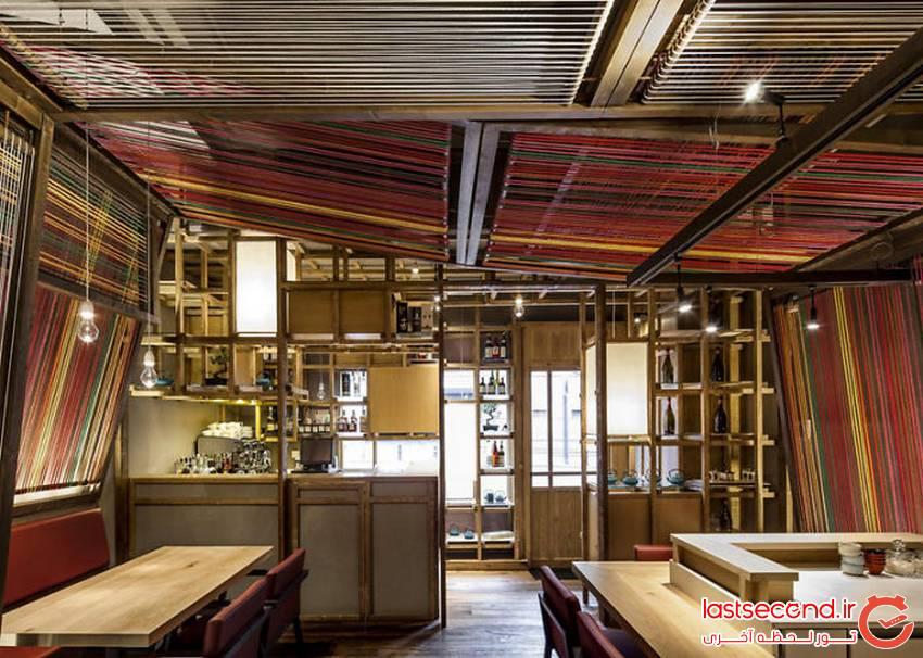 19 مورد از بهترین طراحی داخلی در کافه ها و رستوران های سراسر جهان