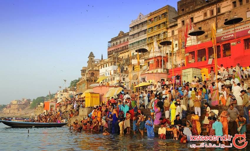 50 مکان زیبا در کشور هند