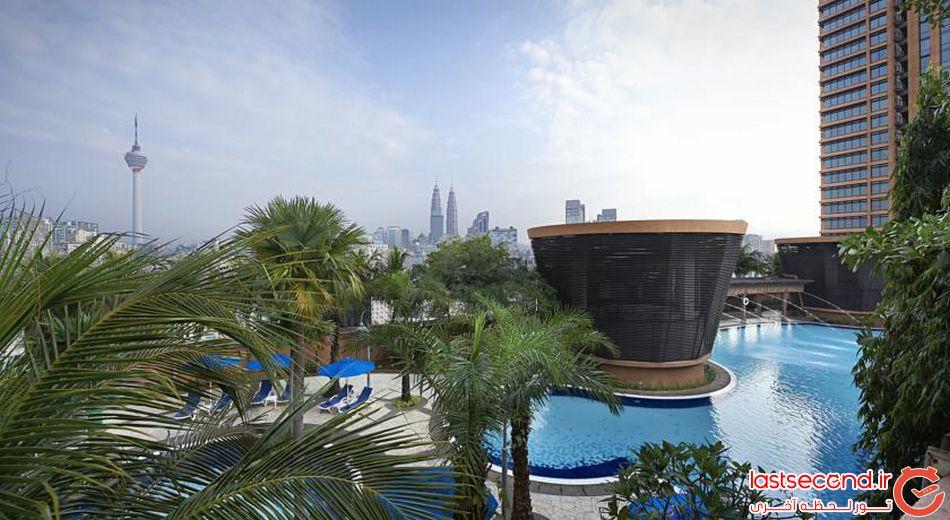 هتل برجایا تایمز اسکوئر ، کوالالامپور
