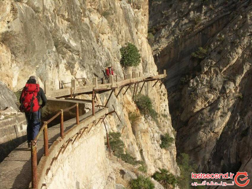 خطرناک ترین گذرگاه دنیا