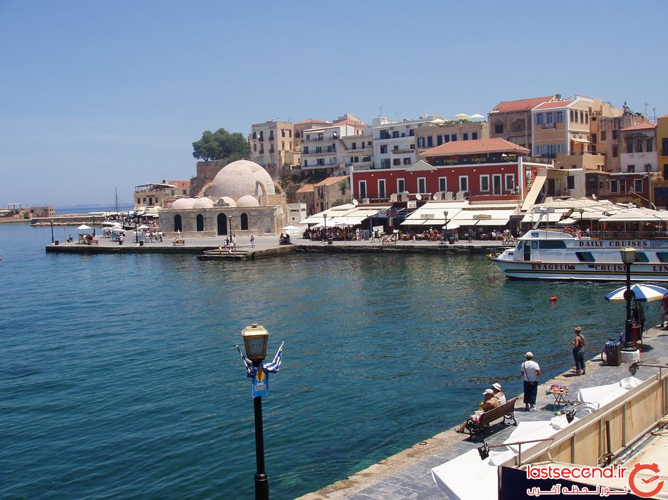1 زیبا تر ین و مشهور ترین جزایر یونان