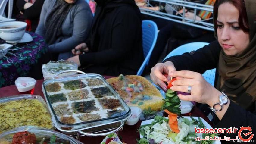 یونسکو رشت  را بعنوان (شهر خلاق غذا)  نامگذاری کرد