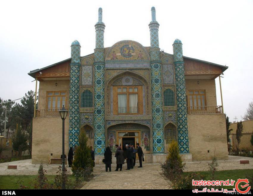 عمارت مفخم، بنایی بی نظیر از عصر ناصر الدین شاه