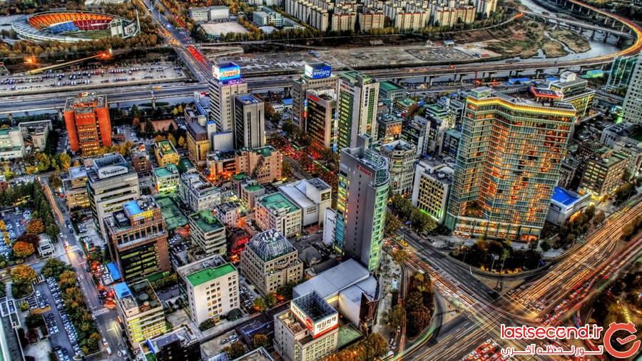 عکسهای کشور سئول