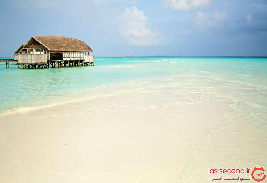 مناطق توریستی زیباترین مناطق گردشگری توریستی مالدیو توریستی کارائیب Musha Cay