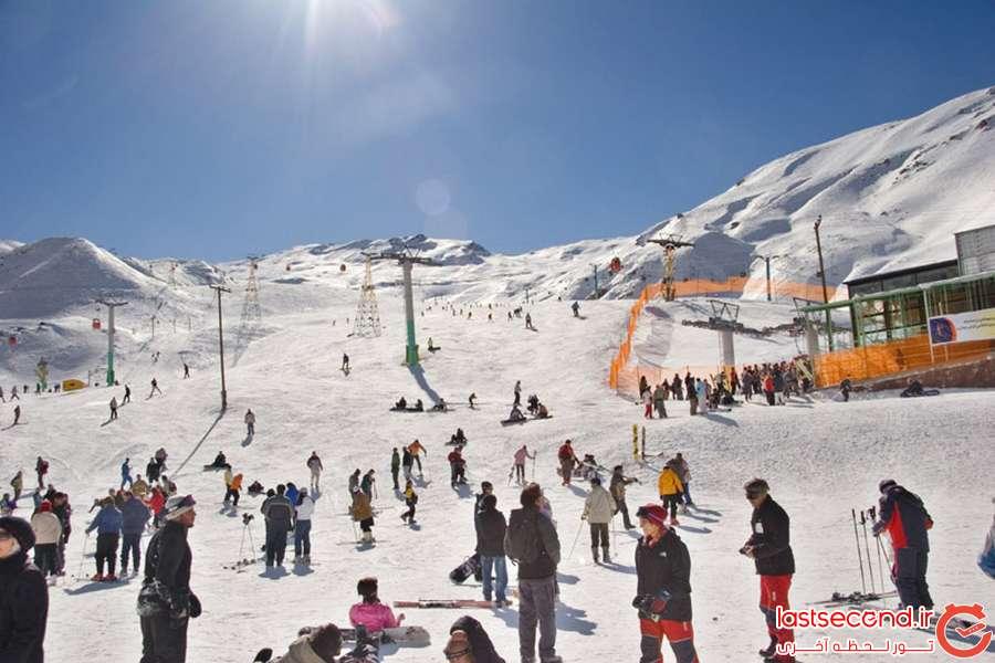 ۱۰ پیشنهاد گاردین برای سفر مهیج و متفاوت به ایران