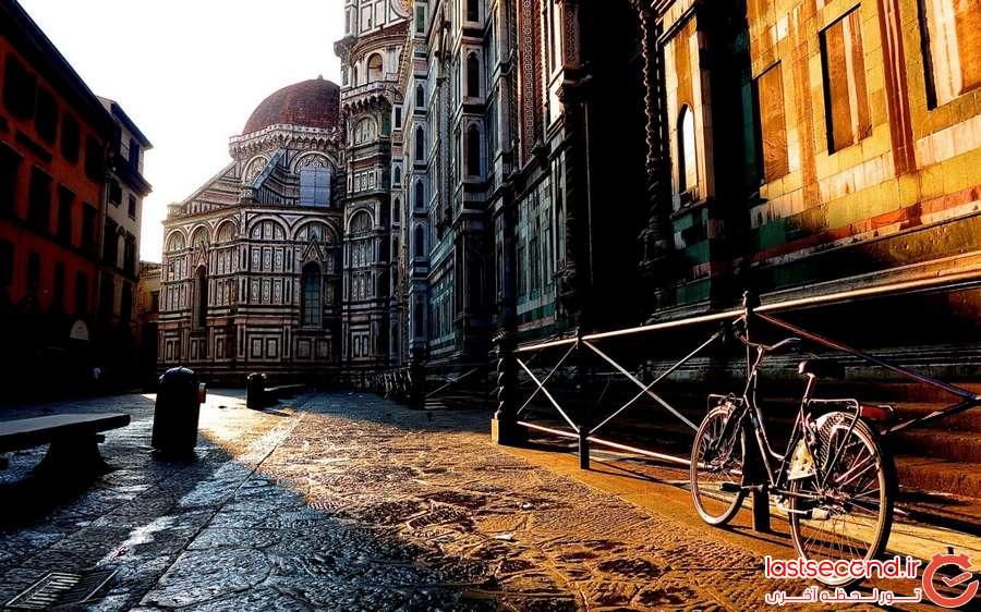 آشنایی با فلورانس، مهد هنر اروپا