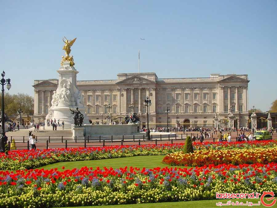 زیباترین کاخ های سلطنتی در جهان