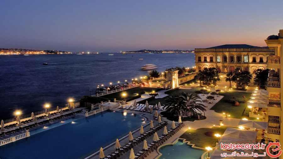 شاهانه ترین هتل های 2015