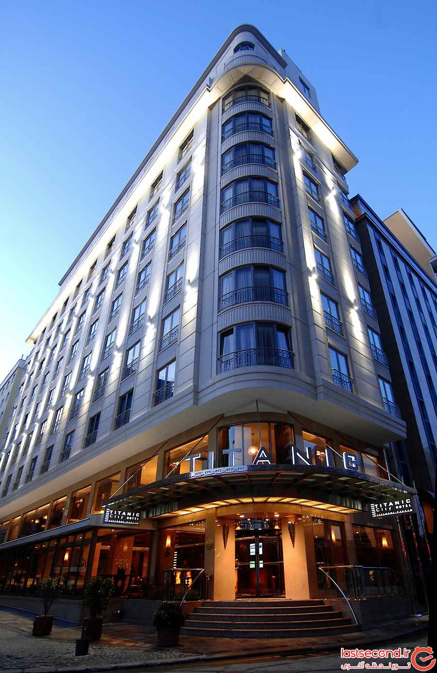 برترین هتل های 5 ستاره استانبول