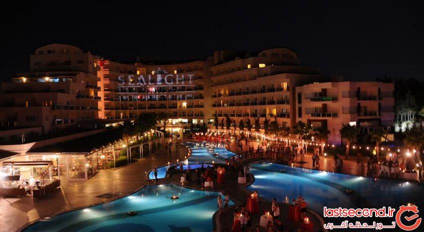 هتل SeaLight کوش آداسی