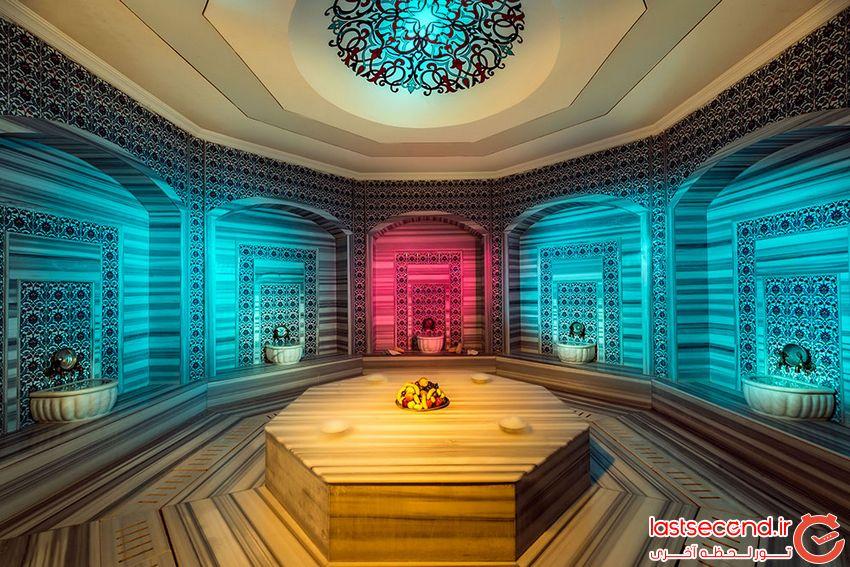 هتل 5 ستاره لوکس آوانتگارد ووگ (Vogue Hotel Avantgarde)