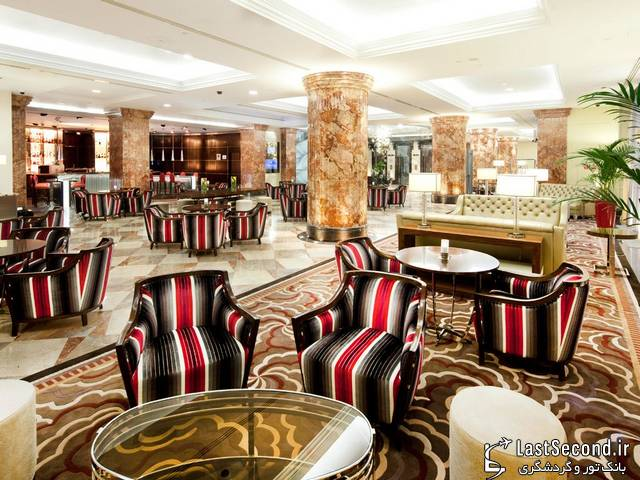 هتل اینتر کونتیننتال مسکو