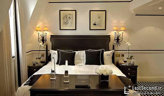 لوکس ترین و گرانترین هتل لندن