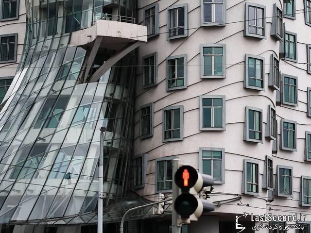 خانه رقصان ، پراگ