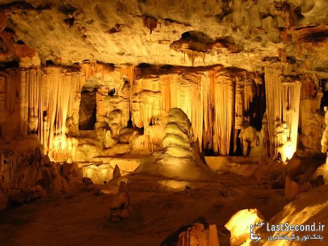 9 غار شگفت انگیز جهان