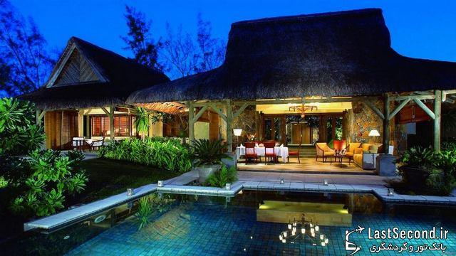 هتل 5 ستاره  Le Prince Maurice، جزیره موریس
