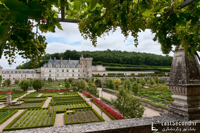 باغ ویلاندری در فرانسه