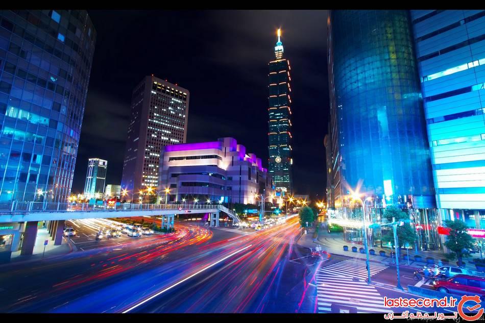 تایوان؛ جزیره زیبایی ها