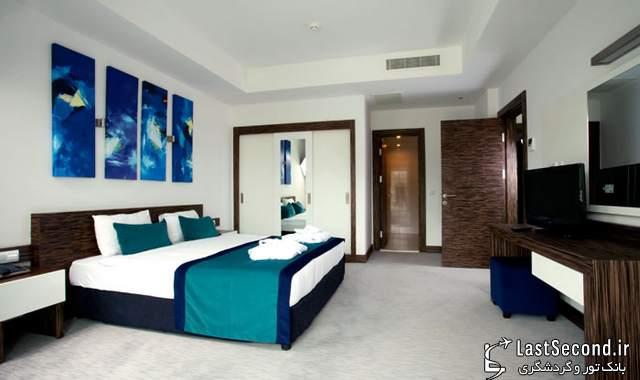 هتل اونریا کلاروس کوش آداسی