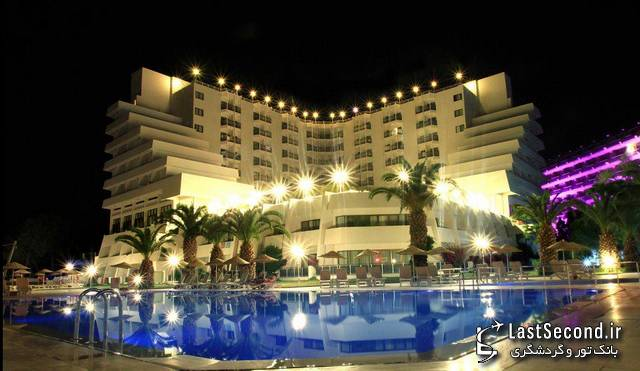 هتل ویستا هیل، کوش آداسی