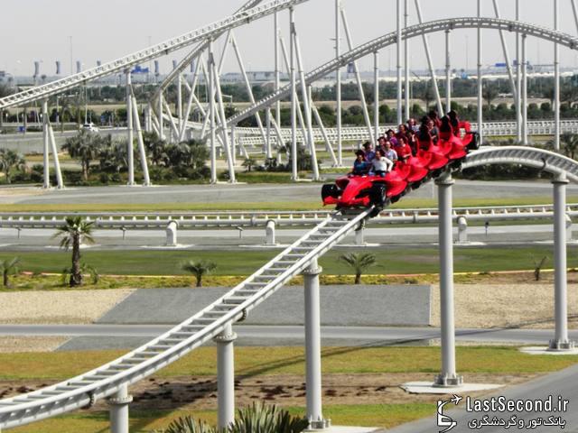 سریعترین ترن های هوایی جهان