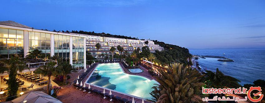 هتل پاین بی (pine Bay) کوش آداسی