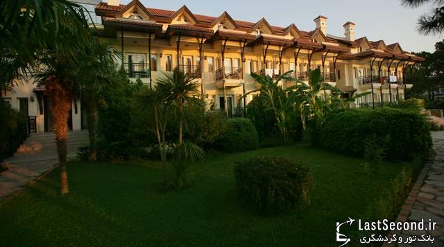 هتل گرند رینگ، آنتالیا