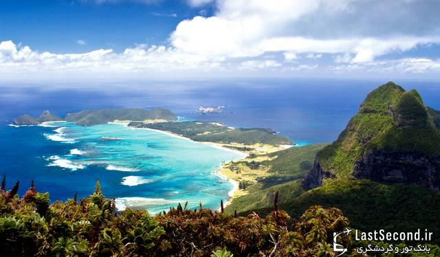 ده جزیره تماشایی از نگاه نشنال جئوگرافیک