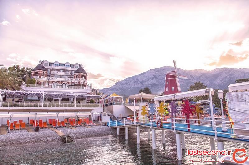 هتل اورنج کانتری (Orange Country) آنتالیا