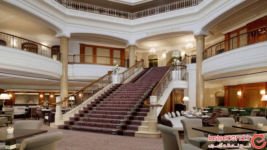 هتل هایی که فیلم های معروف در آن تصویربرداری شده است