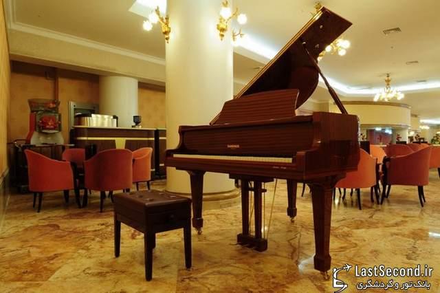 هتل 5 ستاره قصر طلایی مشهد تا 50% تخفیف