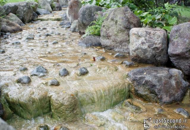 چشمه های آب گرم بپو در ژاپن