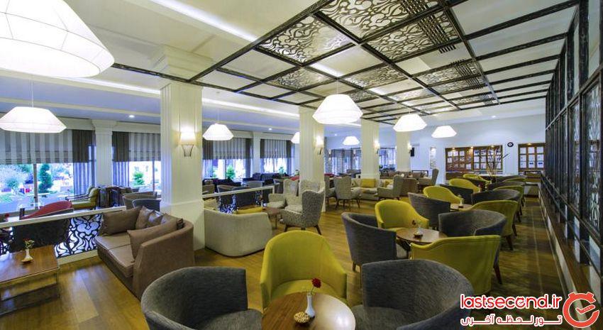 هتل گرند پارک لارا