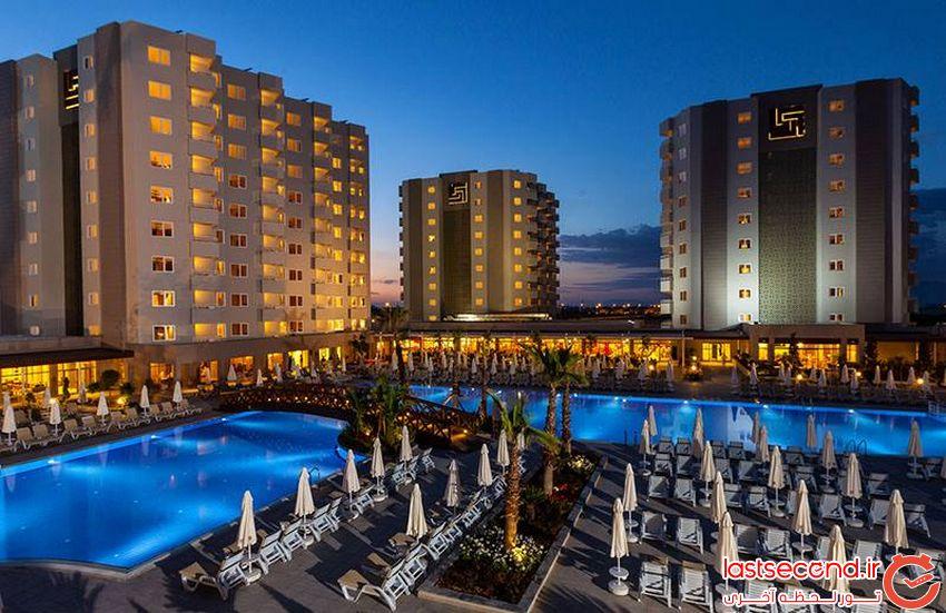 Grand Park Lara Hotel Antalya Turkey