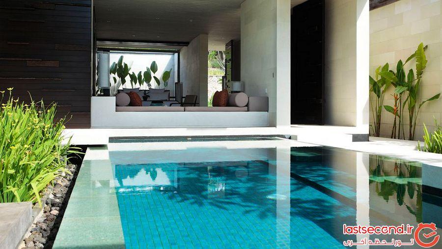 هتل آلیا ویلاز اولوواتو در بالی اندونزی