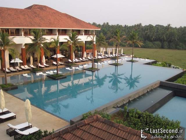 هتل آلیلا دیوا گوا در هند