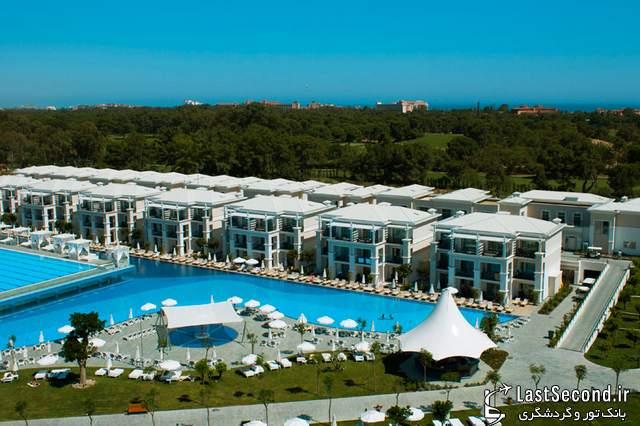 هتل تایتانیک دلوکس بلک، آنتالیا