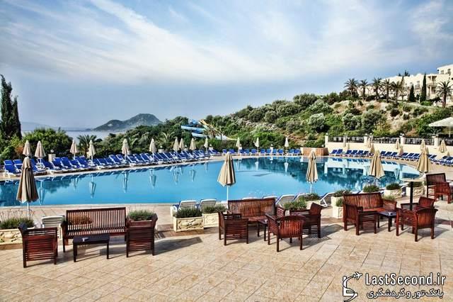 هتل یاسمین (Yasmin) بدروم